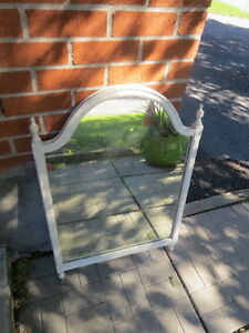 Lovely shaped mirror for sale