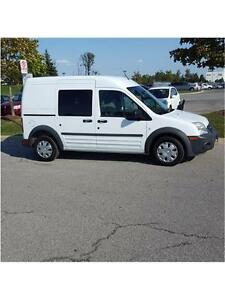 2010 FORD TRANSIT CONNECT* BACK UP SENSORS* GLASS WINDOWS* SALE