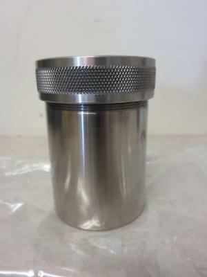 Spex 8007 Stainless Steel Grinding Vial Jar for 8000 Mixer Mill *New*