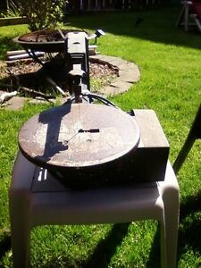FOR SALE: SEARS/CRAFTSMAN SCROLL SAW!!! NEW LOWER PRICE!!! St. John's Newfoundland image 1