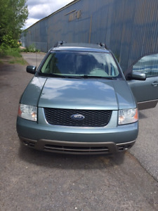 2007 Ford FreeStyle SEL Familiale