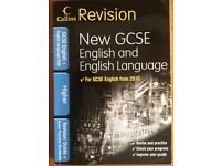 Collins New GCSE English and English Language, revision