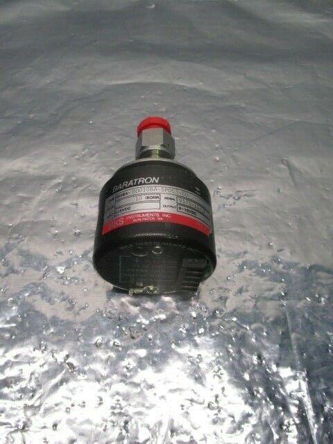 MKS 222BA-00010BA-SP053-80 Baratron Pressure Transducer, 10 Torr, 100519