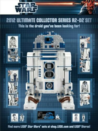 LEGO Star Wars Ultimate Collector Series Limited Edition 1,124 of 48,480
