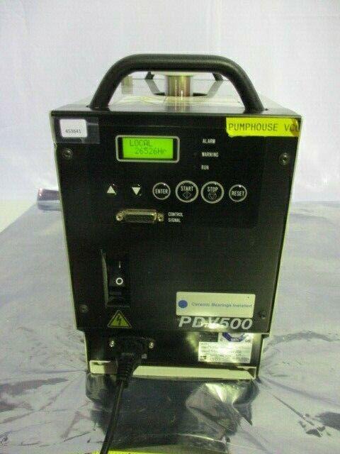 Ebara PDV500 Dry Vacuum Pump, DPB00574, 453641