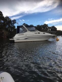 Mustang 28 with or without mooring