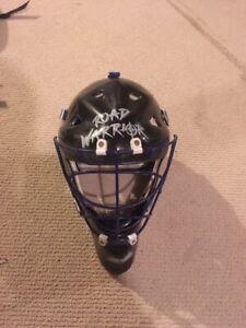 Road Hockey Goalie Helmet
