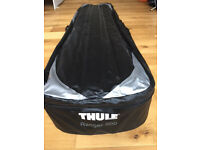 SOLD: Thule roof box (£50) - compact & expandable