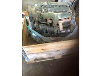 Spare parts Deutz BF4L1011F diesel engine