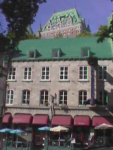IT IS TIME TO INVEST IN THE OLD QUEBEC CITY