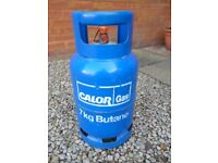 7Kg CALOR GAS BOTTLE (EMPTY) WITH REGULATOR