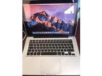 "Macbook Pro (late 2011) 13"" Including installed Final Cut Pro X"