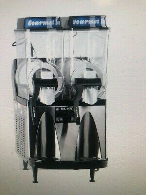 Bunn Ultra 2 Hp Frozen Drink Machine - Blackstainless Brand New