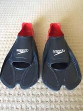 PRICE DROP  Speedo Traning fins Miami Gold Coast South Preview