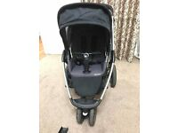 Car seat with Pushchaire