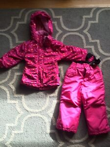 2 Winter Jackets, 2 snow pants and 2 fall jackets Edmonton Edmonton Area image 2