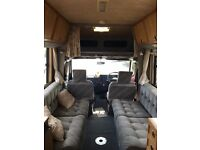 Lovely, Cosy, Reliable Talbot Talisman Motorhome, Runs on LPG and Petrol