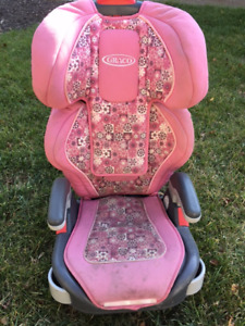 Graco Turbo Booster Seat