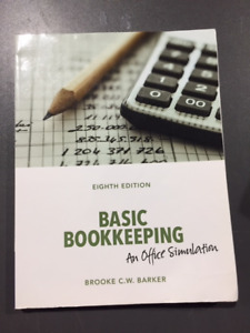 An Office Simulation Basic Bookkeeping