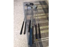 For sale junior golf clubs.