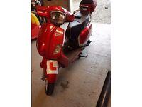 Ksr 125 scooter sale or swap