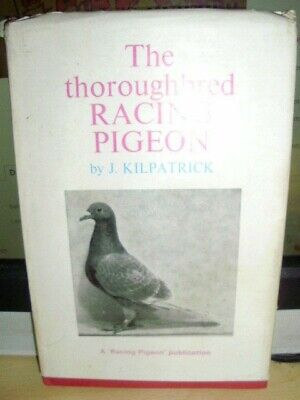 Thoroughbred Racing Pigeon, J Kilpatrick, illustrated 1976 3rd edition