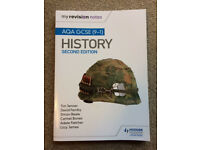 My Revision Notes - AQA GCSE (9-1) History 2nd Ed - £4