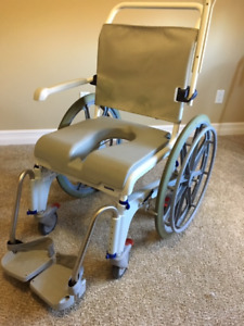Invacare Shower/Commode Chair