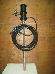 Système Airless RP de Lemmer pour 45 gallons