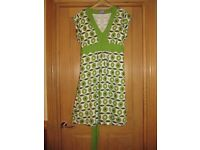 """Size XL (38"""" bust) tunic/dress, unworn, excellent condition, as new"""