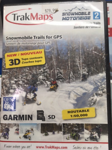 Trak Maps Snowmobile – Ontario Snowmobile Trails for GPS