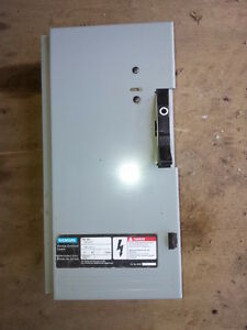 Siemens 60A Service Entry Switch