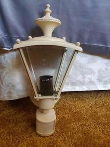 COACH LIGHT & MOTION SENSOR - CREAM - NEW NEVER USED Georgetown Newcastle Area Preview