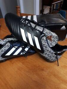 Adidas football cleats  Brand new size 9.5