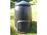Brand New 220L Compost Bin
