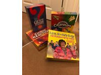 Brand New Unopened Board Games Bundle