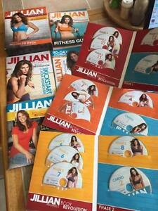 Jillian Michaels Body Revolution - program & DVDs