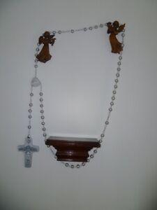 Handmade rosary - Chapelet artisanal