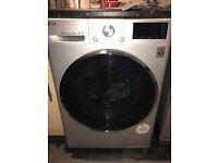 Lg direct drive 9kg washing machine
