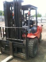 Chariot élévateur - Fork lift