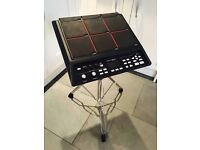 Roland SPD-SX Sample Pad + PDS-10 Stand + Kick and Snare Triggers