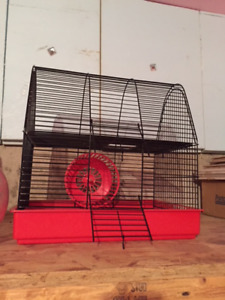Cage hamster souris lapin