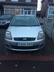 ford fiesta style 2006