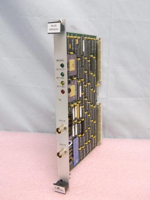 NEW DDC BUS-65522II Mil-Std-1553 VME Card
