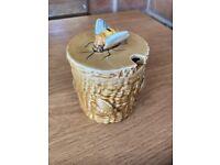 Bee Honey/Marmalade Pot