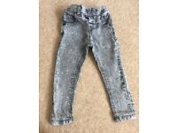 Next Skinny Jeans Size 1 1/2 - 2 years