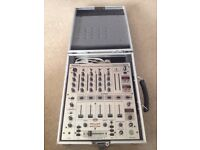 Behringer DJX700 PRO Mixer - Professional 5-Channel Mixer, As NEW + Flight Case, Harlow £200