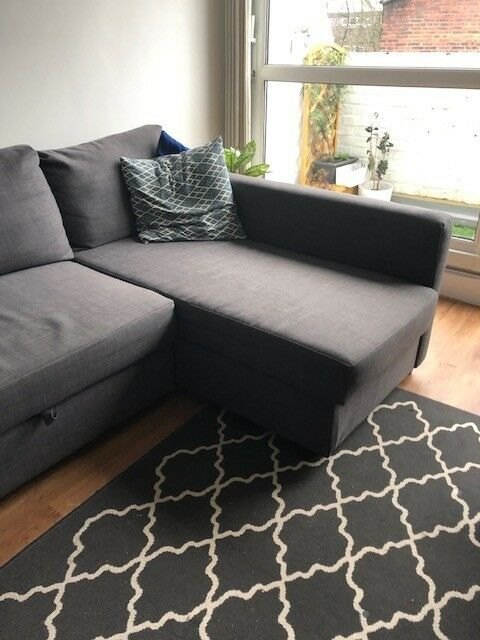 STYLISH GREY AND WHITE RUG - LARGE IKEA CARPET FOR LIVING ...