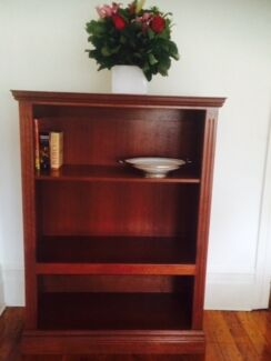 Solid Wood Custom Made Bookshelf / Shelves - Beautiful Condition Mosman Mosman Area Preview