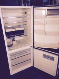 Westinghouse  upsidedown fridge/freezer 406Lt Caloundra West Caloundra Area Preview